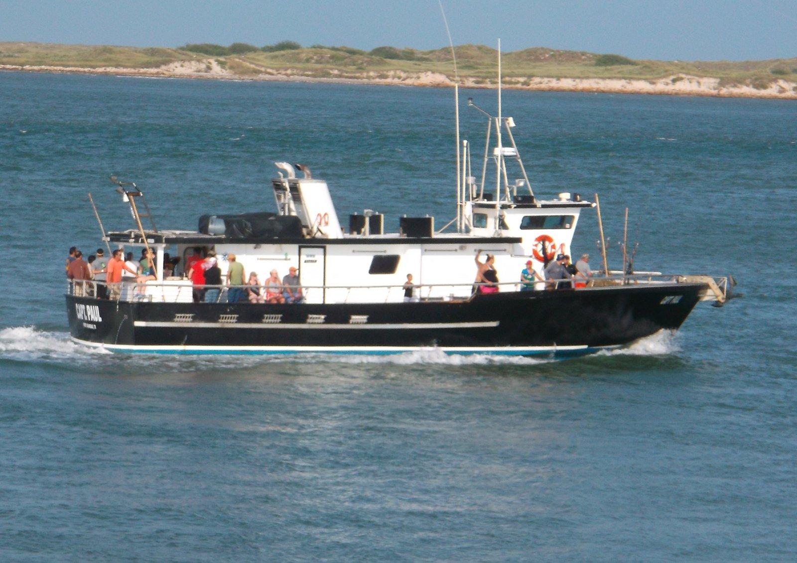Dolphin Dock Charters The Captain Paul