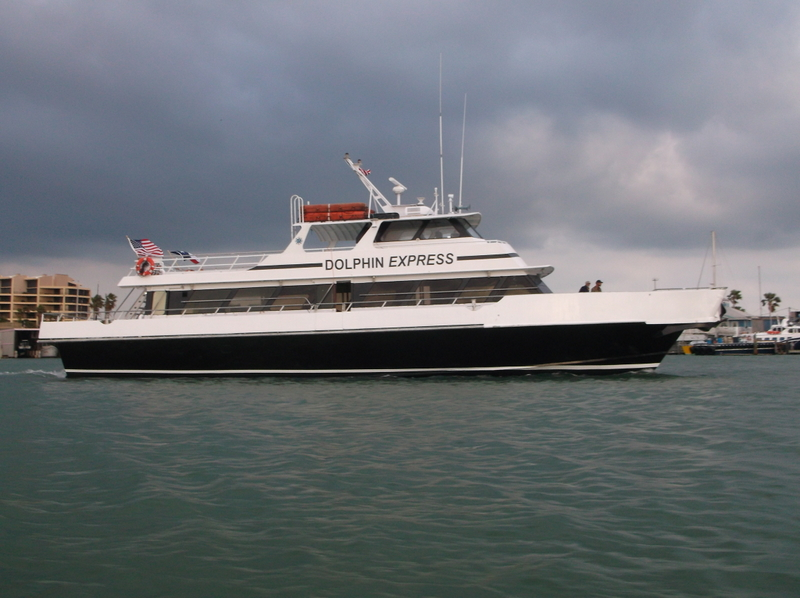 Dolphin Dock Charters The Dolphin Express